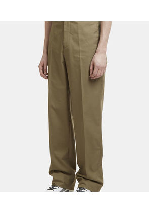 Tacked Seam Cargo Pants