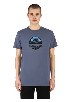 FITZ ROY SCOPE ORGANIC COTTON T-SHIRT