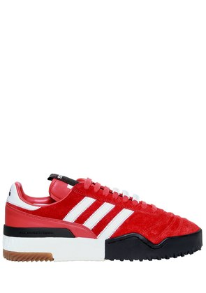 AW BBALL SOCCER SUEDE BOOST SNEAKERS