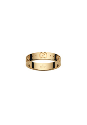 Gucci Icon Thin Band in Metallics