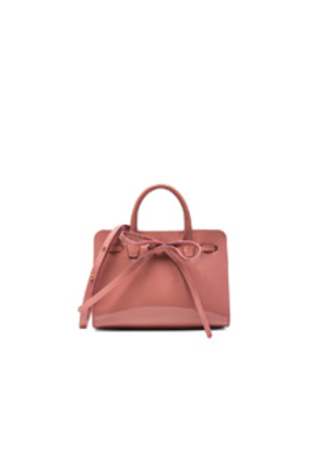 Mansur Gavriel Mini Mini Sun Bag in Pink