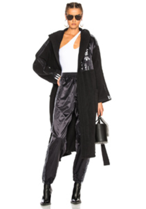 adidas by Alexander Wang Polar Robe in Black