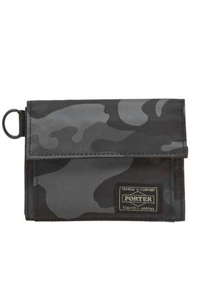 Head Porter Jungle Camo Wallet