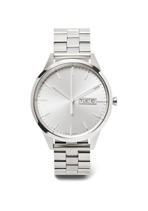 C40 Stainless Steel Watch