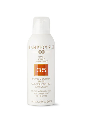 Spf35 Continuous Mist Sunscreen, 141g