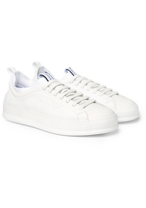 Imperia Leather Slip-on Sneakers