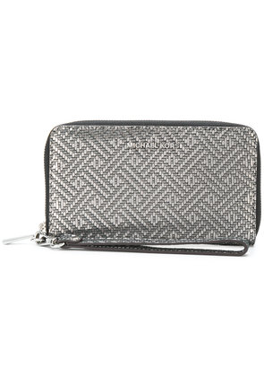 Michael Michael Kors Jet Set purse - Metallic