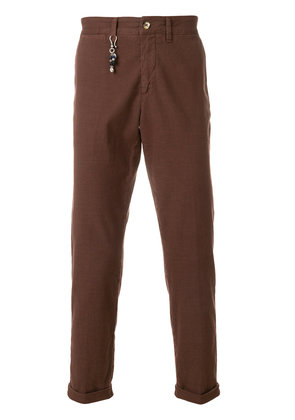 Jeckerson chino trousers - Red