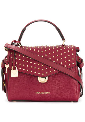 Michael Michael Kors Bristol satchel - Red