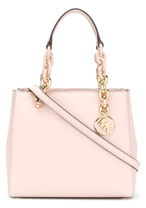Michael Michael Kors Cynthia medium tote - Pink & Purple