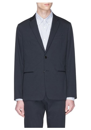 'Newson' twill soft blazer