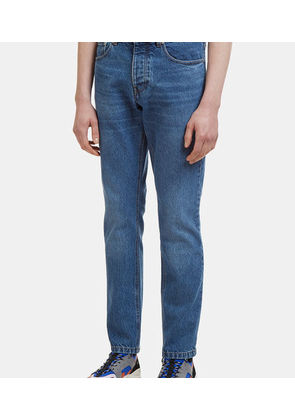 Natural Fade Denim Jeans
