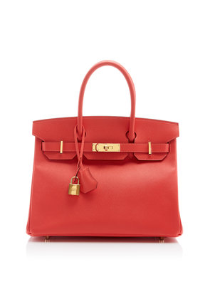 Heritage Auctions Special Collections Hermès 30cm Rose Jaipur Epsom Leather Birkin