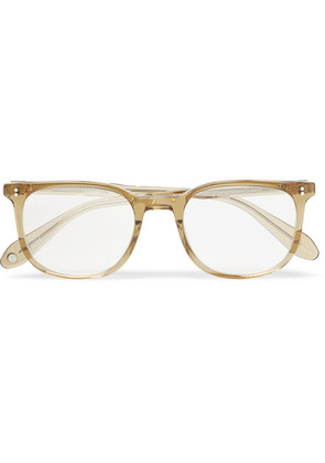Bentley 51 Square-frame Acetate Optical Glasses