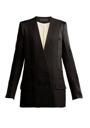 Kuiper double-breasted jacket