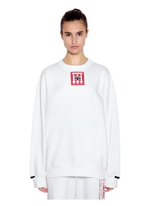 AW OVERSIZED WAREHOUSE COTTON SWEATSHIRT