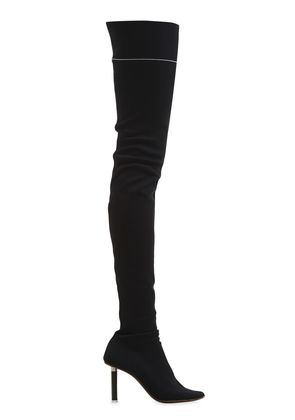 90MM LIGHTER OVER THE KNEE SOCK BOOTS