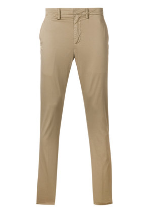 Dondup slim fit chinos - Nude & Neutrals
