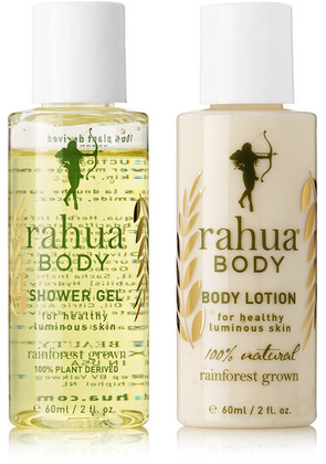 Rahua - Body Jet Setter Travel Duo - one size