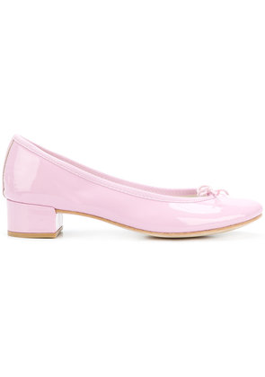 Repetto classic court shoes - Pink & Purple