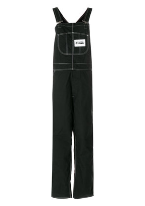 Napa By Martine Rose adjustable strap dungarees - Black