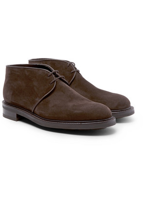 Grove Suede Chukka Boots
