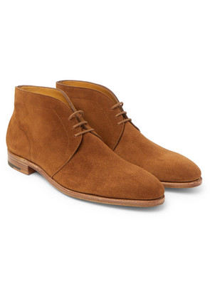 Ferris Suede Chukka Boots