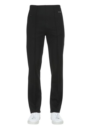 JERSEY CREPE TRACK PANTS