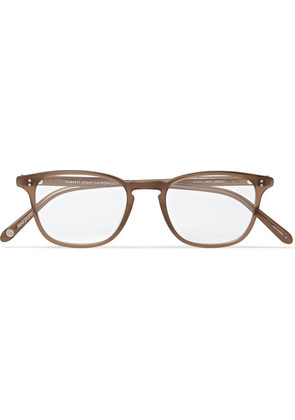 Boon 48 D-frame Matte-acetate Optical Glasses