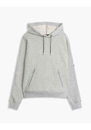 Belstaff Devonia Hooded Sweatshirt Grey