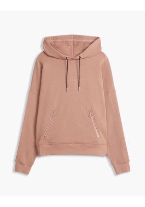 Belstaff Devonia Hooded Sweatshirt Pink