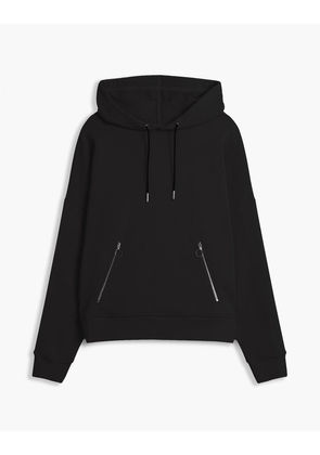 Belstaff Devonia Hooded Sweatshirt Black