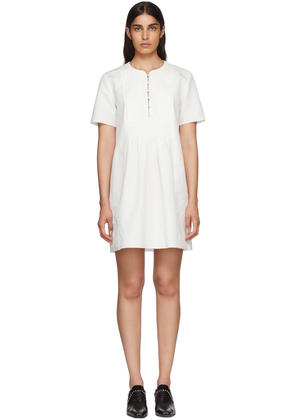 A.p.c. Off-white Christie Dress