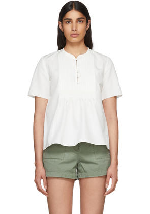 A.p.c. Off-white Sheri Blouse