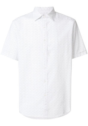 Michael Michael Kors polka dot shirt - White