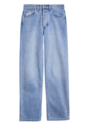 Burberry Straight Fit Stonewashed jeans - Blue