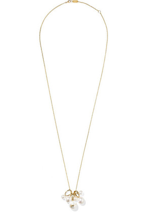 Ippolita - Nova 18-karat Gold Pearl Necklace - one size