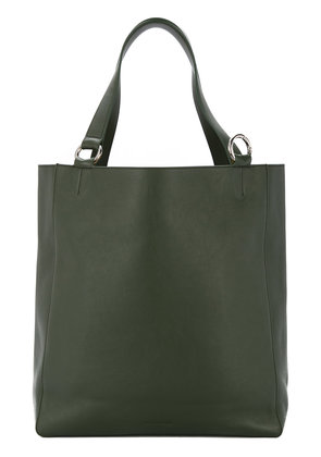 Jil Sander tote bag - Green