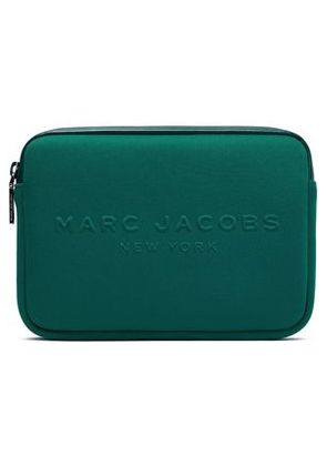 Marc Jacobs Woman Embossed Neoprene Tablet Case Emerald Size -