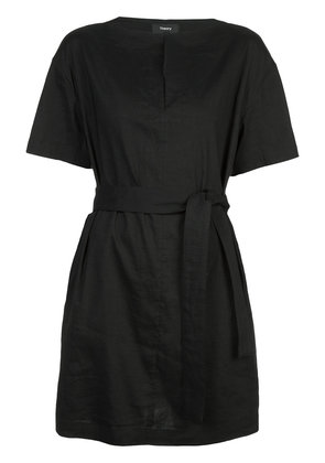 Theory belted dress - Black