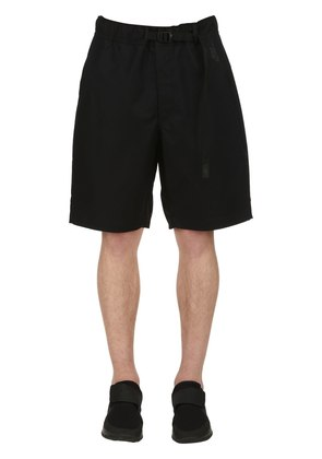 NIKELAB WOVEN STRETCH COTTON SHORTS
