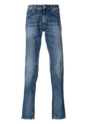 Dondup classic fitted jeans - Blue