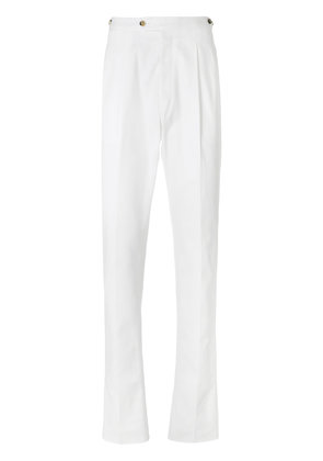 Pt01 The Draper trousers - White