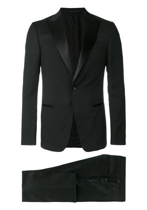 Z Zegna Smoking two piece suit - Black