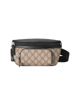 Gucci GG Supreme belt bag - Nude & Neutrals
