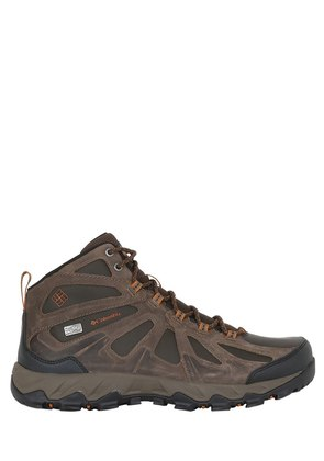 PEAKFREAK OUTDRY LEATHER BOOTS