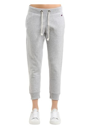 SMALL LOGO FRENCH TERRY SWEATPANTS