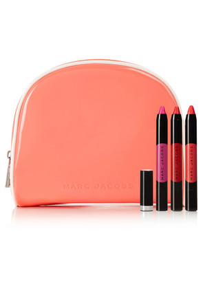 Marc Jacobs Beauty - Somewhere, Anywhere Le Marc Liquid Lip Crayon Collection - Red