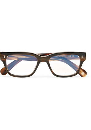 Belgrove D-frame Tortoiseshell Acetate Optical Glasses