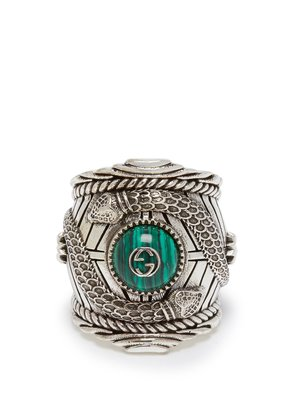 Large Gucci Garden ring